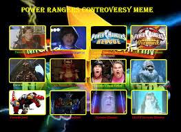 Power Ranger Meme - my power rangers meme thingy by sailortrekkie92 on deviantart