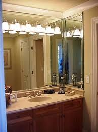 frameless bathroom vanity mirrors chesapeake portsmouth norfolk