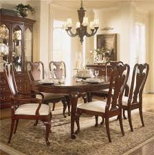 traditional dining room sets beautiful traditional oval dining table by american drew wolf and