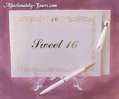 sweet 16 guest book sweet 16 guest signature book sweet sixteen guest sign in book