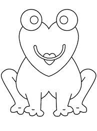 unique frog coloring pages kids design gallery 121 unknown