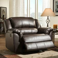 Oversized Reclining Chair Furniture Using Elegant Cuddler Recliner For Mesmerizing Home
