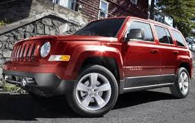 maroon jeep 2011 jeep patriot information and photos zombiedrive