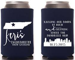 shower koozie bridal shower koozie etsy