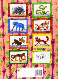eric carle invitations today is monday picture puffin eric carle 9780140553109