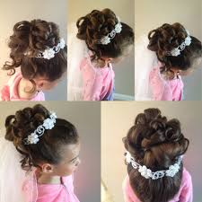 cute hairstyles for first communion colorangel5 hotmail com hair for a holy 1st communion hair