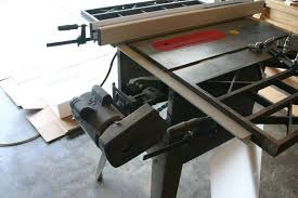 Craftsman Portable Table Saw Retrofitting A Delta T2 Fence To A Craftsman Table Saw 7 Steps