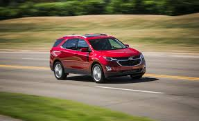 2018 chevrolet equinox 2 0t first drive review car and driver