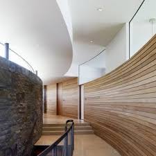curved wood wall curved wood wall lovely best on furniture or walls inspiration 30