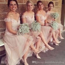 blush pink bridesmaid dresses 2017 glamorous blush pink bridesmaids dresses the