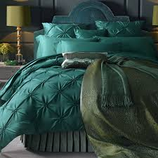 King Size Turquoise Comforter Online Get Cheap Comforter Sets Turquoise Aliexpress Com