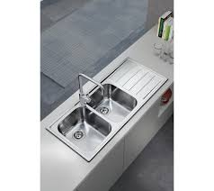 Clearwater Linear Kitchen Sinks Stainless Steel Single  Or - Single or double bowl kitchen sink