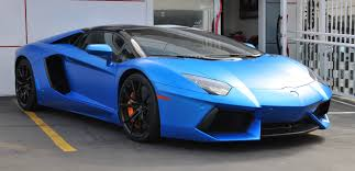 cars lamborghini blue lamborghini aventador roadster matte blue exotic car rental dtla