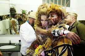 African Halloween Costumes Fashion Designer Alessandro Dell U0027acqua Wear Blackface