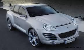2004 Porsche Cayenne Turbo - concept flashback 2005 rinspeed chopster vs porsche cayenne turbo s