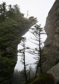 file grandfather mountain near attic window peak jpg wikimedia