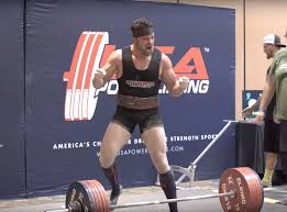 this video of scot mendelson u0027s 715 bench is why we started lifting