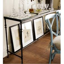 Metal Console Table Pompidou Console Table Large Metal Glass Oka