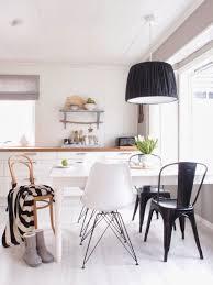 norwegian interior design the little design corner inspiring family home black and white