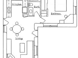 Small Pool House Floor Plans 160 Best 500 Sq Ft House Images On Pinterest Small Houses Guest
