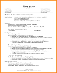 Nurse Lpn Resume Example Sample 5 Sample Resume Objective For Teacher Lpn Resume
