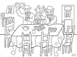 yom kippur kaparot ceremony coloring page free printable