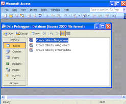 membuat database sederhana menggunakan xp welcome to sondi marciano groeneveld bikin daftar alamat pelanggan