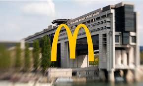 copieux redressement fiscal de mcdonald s