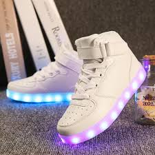 light up shoes gold high top led light up shoes gold high top girls and boys zapatos luces dorado