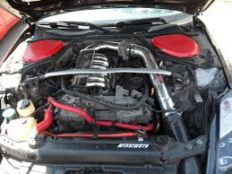 nissan 370z cold air intake 350z performance work and service whitehead performance