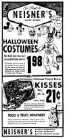 Vintage Halloween Plates by Brady U0027s Lorain County Nostalgia October 2015