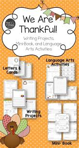 thanksgiving writing activity best 25 thanksgiving writing ideas on pinterest examples of