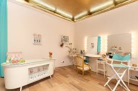 Powder Room Wall Ideas The Powder Room Salon Lightandwiregallery Com
