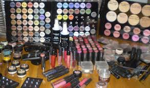 the other day i received a huge box in the mail and inside was the entire line of motives cosmetics by the gracious and gorgeous loren ridinger
