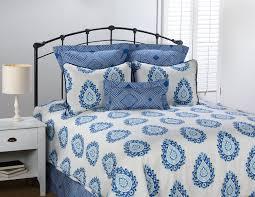 Blue King Size Comforter Sets Alcott By Victor Mill Beddingsuperstore Com