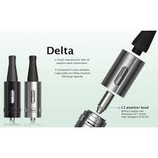 Joyetech Delta 23 Atomizer 6ml joyetech delta 23 atomizer with 6 ml capacity