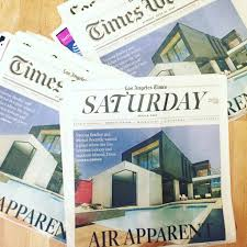 Los Angeles Times Home And Design Minarc Minarcdesign Twitter