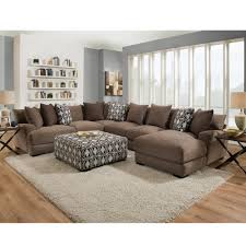 Sofa Sectionals With Recliners Stationary Sofas Sectionals Franklin Furniture