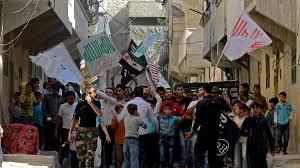 Rebel Syrian Flag Syria U0027s Christians Wary Of Both Rebels And Assad Regime
