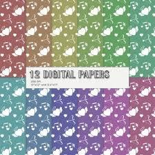 photo album 8 5 x 11 scrapbook paper sheet bird 12 x 12 8 5 x 11 kit album cupcakes