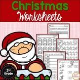 christmas worksheet teaching resources teachers pay teachers