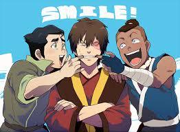 sokka fanart 2 zerochan anime image board