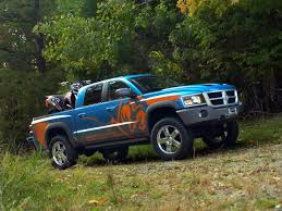 dodge dakota mx warrior 2007