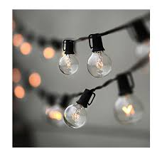 Commercial Grade Patio Light String by Top 10 Best Outdoor String Lights In 2017 Reviews