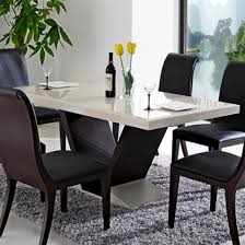 white marble dining table set contemporary dining tables room design ideas marble table sets
