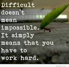 difficult times words of wisdom quote pintast