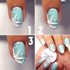 the 25 best mermaid nail art ideas on pinterest beach nail
