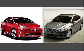 toyota prius vs ford fusion what the ford fusion hybrid outsold the prius again