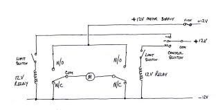 how the single pole double throw relay is diagramed youtube