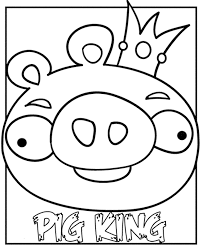 kidscolouringpages organgry birds coloring pages for your small kids
